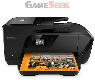 Hp Officejet 7510 Wide Format All-In-One Printer | Free Delivery Brand New
