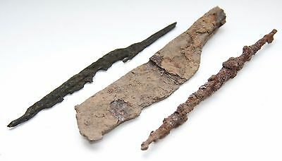 Authentic Ancient Iron Tools (Ocr)