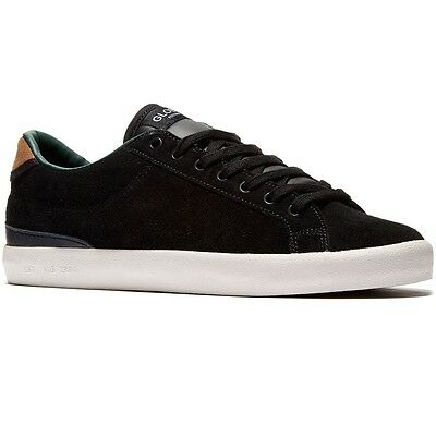 Globe Status Black Antique Mens Casual Skateboard Shoes Sneakers Clearance