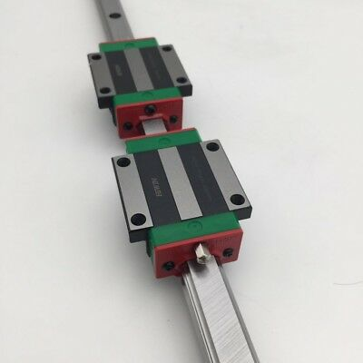 HIWIN HGR15 Linear Rail Guide HGH15CA HGW15CC Rail Block Slider CNC Router