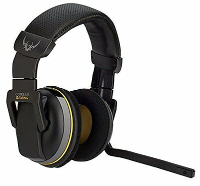 Corsair CA-9011127-NA Gaming H2100 Dolby 7.1 Wireless Headset w/Mic for Windows