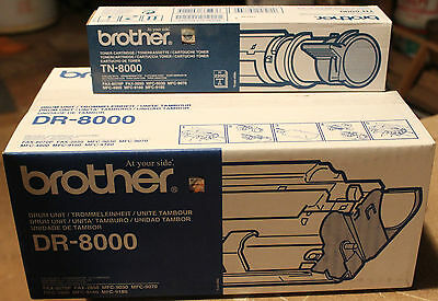 Tambour Brother Dr8000+ Tn8000