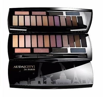 Lancôme AudaCity In Paris Eye Shadow 16 Shade Palette Set Fall 2015 NEW SEALED