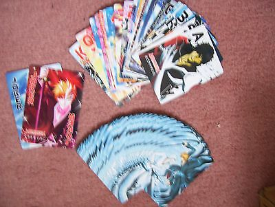Bleach Deck Of Playing Cards.(Unused=Mint)