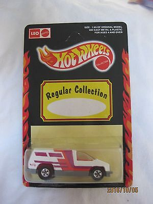Hotwheels Rare Leo India 2510 Inside Story ,Mint In Indian Card