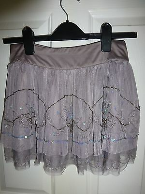 BNWT Girls Autograph at M&S Party Skirt - Age 12 years