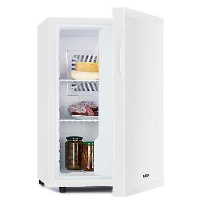 Klarstein Mini Small Refrigerator Counter Top Free Standing 65 L 3 Tier Thermo