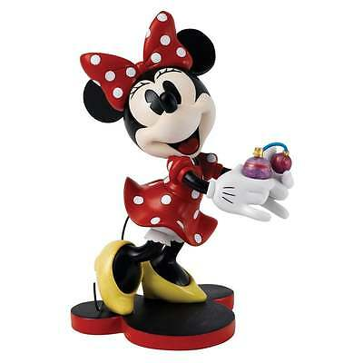 Disney Enchanting Collection Date With Minnie Mouse Figurine New Boxed A27029