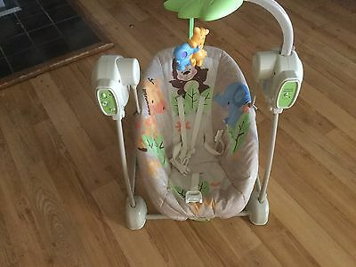 Fisher Price Precious Planets Swing * Will Post *