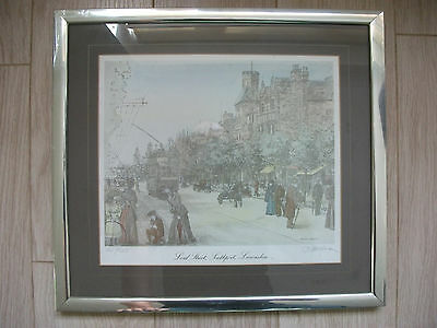 Lord Street Southport Print - No. 251/500 by Denise Hardman - Signed
