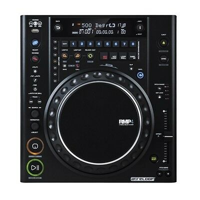 Reloop RMP-4 MP3/WAV USB MIDI CDJ & Media Player Deck inc Warranty