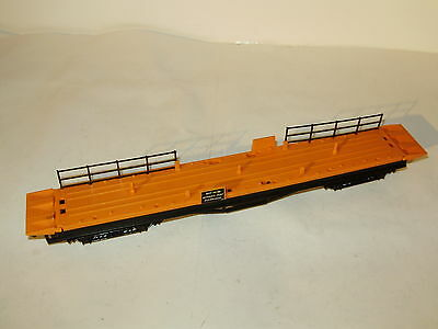 Hornby R.126 Car Transport wagon - incomplete. No Box. OO. Made in the UK