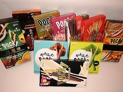 My Favorites 10 Selections Japan Glico Pocky Chocolate Snack