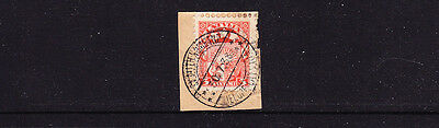 Latvia 1938 Boy Scout Special postmark LIELUPE