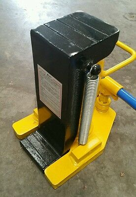 Hydraulic Toe Jack 5 ton toe 10 ton ram top spreader
