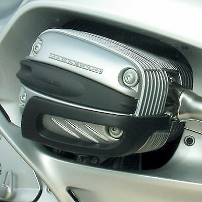 BMW R1100 CYLINDERS Head Guard Cover Protectors 2x NEW OE: 46712316487 1994-2005