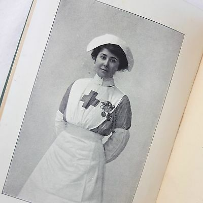 Ww1 Vad Red Cross Nurse Monica Stanley My Diary In Serbia Stobart Field Hospital