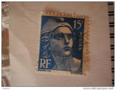 Timbre France N°886