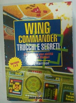 manuale trucchi WING COMMANDER
