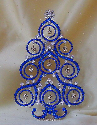 Unique Christmas tree - Czech rhinestones