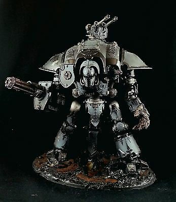 Warhammer 40k 40000 Imperial Knight Fully Magnetized and Painted