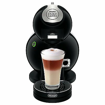 NESCAFÉ Dolce Gusto Melody 3 Coffee Machine by De'Longhi - Black