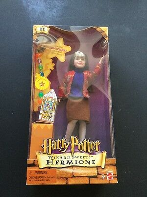 """Harry Potter """"Hermione"""" Wizard Sweets Doll - LAST ONE!"""