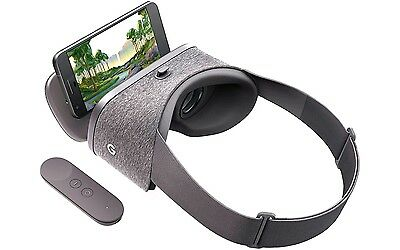Google Daydream View VR Headset (Grey Slate) - made for Pixel