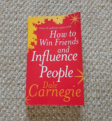 How to Win Friends and Influence People - Paperback - UK Postage Only