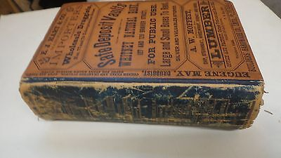 1890 New Orleans Louisiana Directory Genealogy, Great Ads