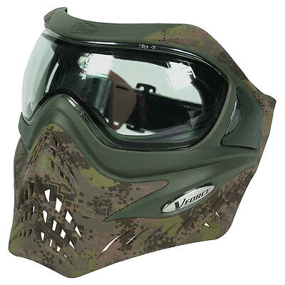 Planet Eclipse VForce Grill Goggles - Thermal - HDE Cam