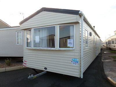 Sited Static Caravan For Sale Including 2017 Site Fees North Wales