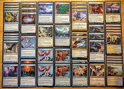 DRAGON ROC * Blue White Control Ojutai Magic MTG Deck * Wizards of the Coast