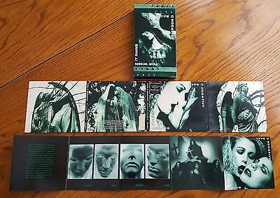 VERY RARE SET - Type O Negative - VHS / For When it Rains - CD / Bloody Kisses