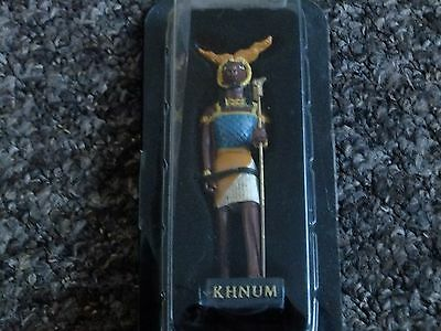Gods Of Ancient Egypt - Collectable Resin Figure / Toy - Khnum