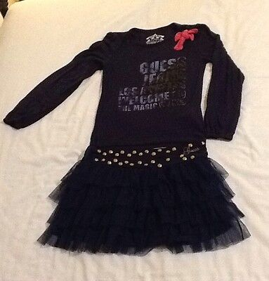Girl's Gorgeous 'Guess' Outfit. Age 8 Years.