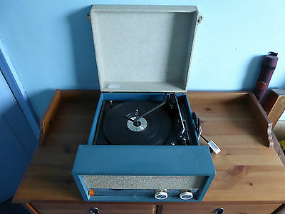 Vintage Fidelity Record Player Fully Working Pat Tested Collection Only