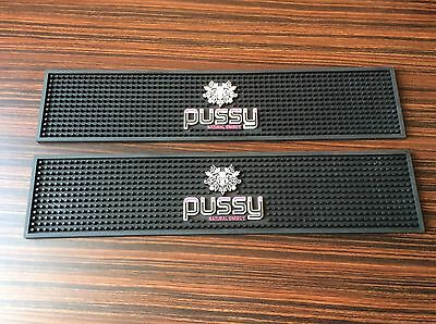 Pussy Energy Drink Bar Runners Mats Rubber L1