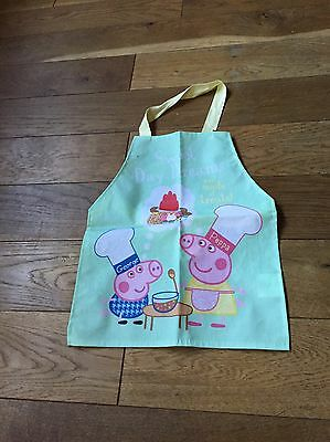 Girls Apron Fits 1-2 Years Great Condition