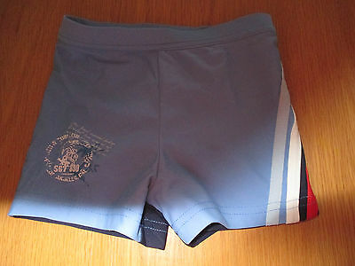 Blue & Navy swim trunks aged 18-24 months from George