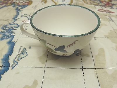 Poole Pottery New England Cup - Autumn Leaves