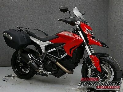 Ducati HYPERSTRADA W/ABS & DTC  2014 DUCATI HYPERSTRADA W/ABS & DTC Used