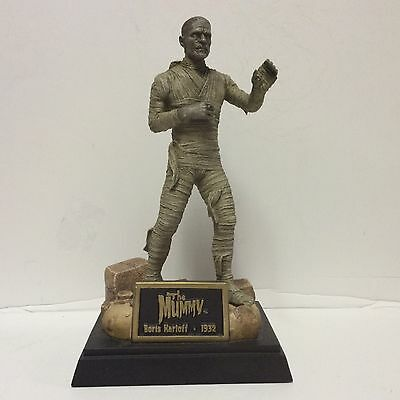 The Mummy Statue Universal Studios Monsters Sideshow Toys 1999