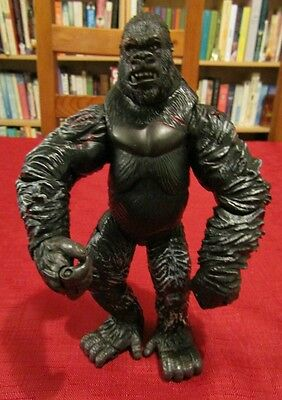 King Kong figure.Not Skull Island