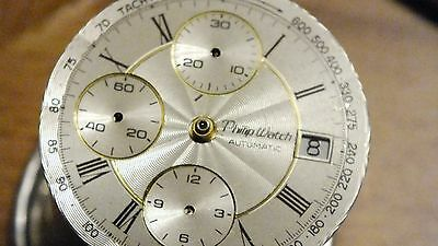 Valjoux 7750  Men's Automatik  25 Jewels Swiss Made Used  not working (66)