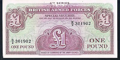 British Armed Forces 1 M36 Nd 1962 Unc