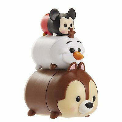 Disney Tsum Tsum 3 Pack Series 2 - Chip, Olaf and Mickey  *BRAND NEW*