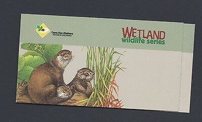 Stamps Singapore 2000 Wetland Booklet