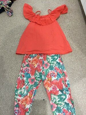 Girls Top And Trousers Outfit Zara
