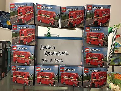 LEGO 40220 LONDON BUS  Brand New And Sealed.